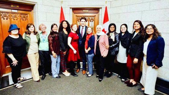 Shalma Auckbaraulee :«Je souhaite un jumelage entre Maurice et le Canada»