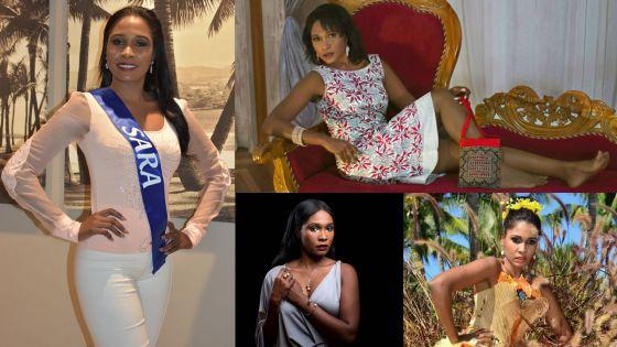 Sara Lagaillarde : adepte des concours de beauté