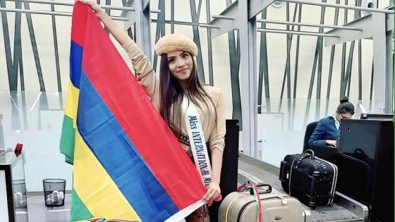 Miss International 2019 : Nidhishwaree Ruchpaul conquise par la culture japonaise