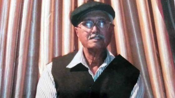 Ram Mulliah, 85 ans : aimer et prier