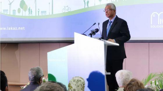 Logements sociaux : «650 maisons seront livrées à la fin de l'année», annonce le PM
