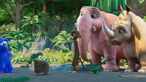 Jungle Beat : The Movie - Le premier long-métrage d'animation créé à Maurice est prêt !