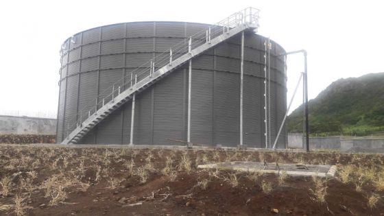 Dans l'Est du pays -CWA : un premier réservoir en acier au coût de Rs 36 millions
