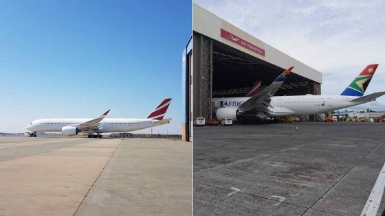 Air Mauritius accuse réception des deux A350 sous-loués à SAA