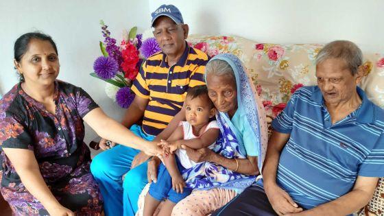 Basso Guzadhur, centenaire de Chamouny :«Mon époque était dure mais les gens étaient heureux et bons»