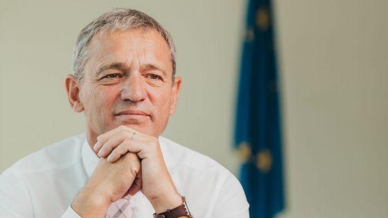 Vincent Degert, nouvel ambassadeur de l'Union européenne : «Sous le charme des îles !»