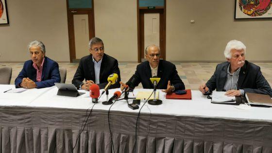 Le Parti Travailliste, le MMM et le PMSD manifesteront