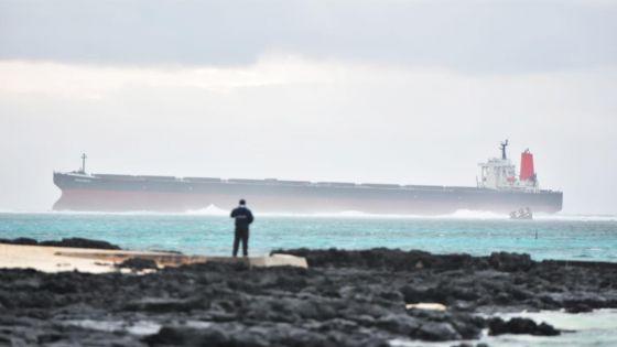 Le renflouage du MV Wakashio sur le point de démarrer