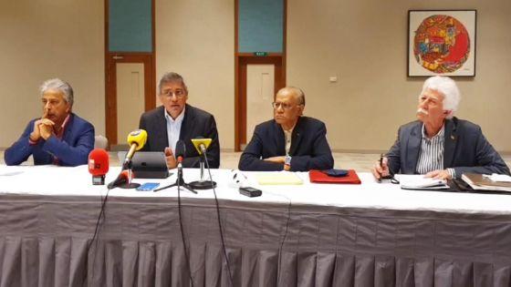 PTr-MMM-PMSD : suivez en direct la conférence de presse