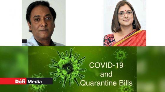 Pétition contre les Covid-19 Bill et Quarantine Bill : plus de 27 323 signatures
