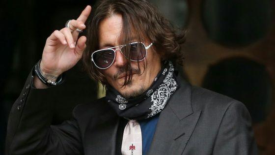 Johnny Depp nie être un «monstre» ayant frappé son ex-femme