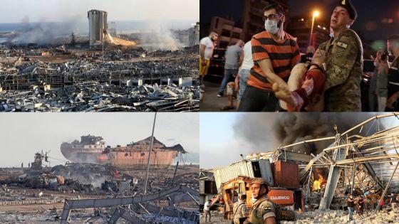 Beyrouth en deuil au lendemain des explosions, plus de 100 morts et 4 000 blessés