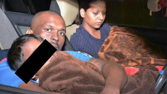 Un couple et son fils ont vécu 15 jours dans une voiture