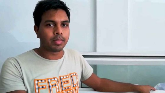 À La-Louise : Avinash s'adapte aux normes sanitaires pour relancer son business