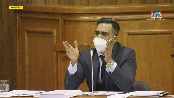Débats budgétaires - Le député Nazurally déplore l'absence de propositions de l'opposition