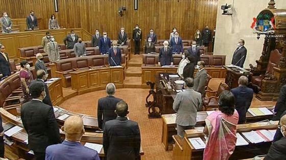 Parlement : nouvelle PNQ sur Wakashio, suivez notre live