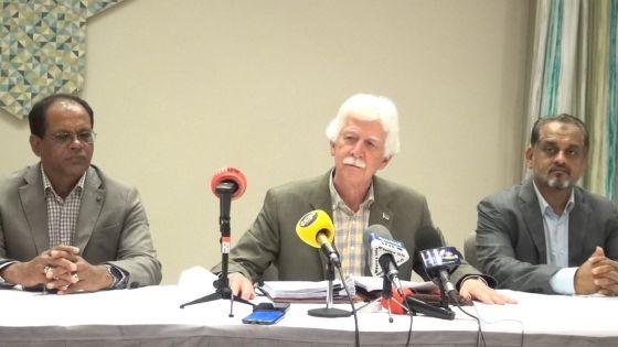 Wakashio : Bérenger s'interroge sur «l'empressement» du GM à saborder la proue du navire