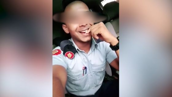 Tik Tok : un policier de la SSU se prend pour Hritik Roshan…
