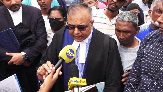 «Premye fwa enn sitwayin reysi amen de minis dan box accusés», dit Me Teeluckdharry sur la Private Prosecution de Bruneau Laurette