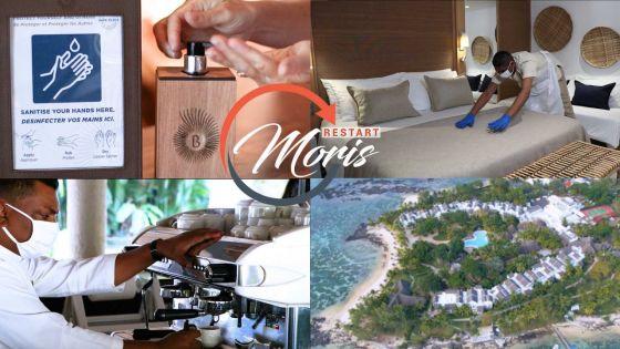 Tourisme : Canonnier Beachcomber, un redémarrage centré sur Mauriciens et résidents