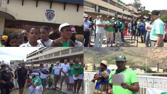 La Green Reparations Foundation réclame réparation au nom de descendants d'esclaves au MTC
