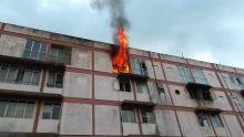 Quatre-Bornes : incendie à l'hôtel Gold Crest