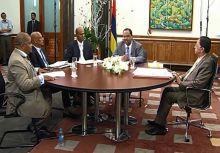 Entretien avec le Premier ministre - SAJ: «L'alliance est bien solide, mais…»