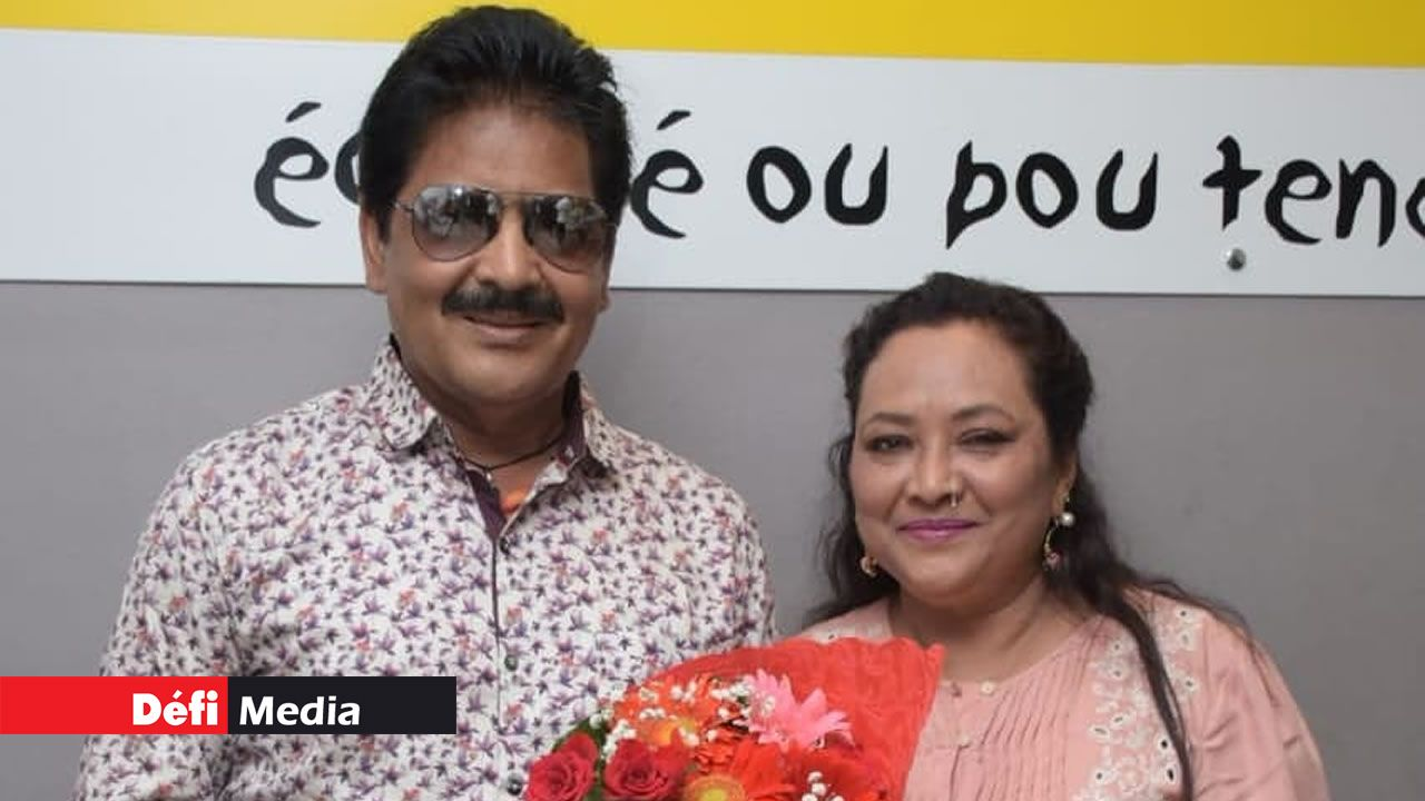 Le chanteur est accompagné de son épouse. En 2005, le couple a produit leur premier film bhojpuri à Maurice et qui a été primé « Meilleur Film en bhojpuri » aux National Awards en Inde.