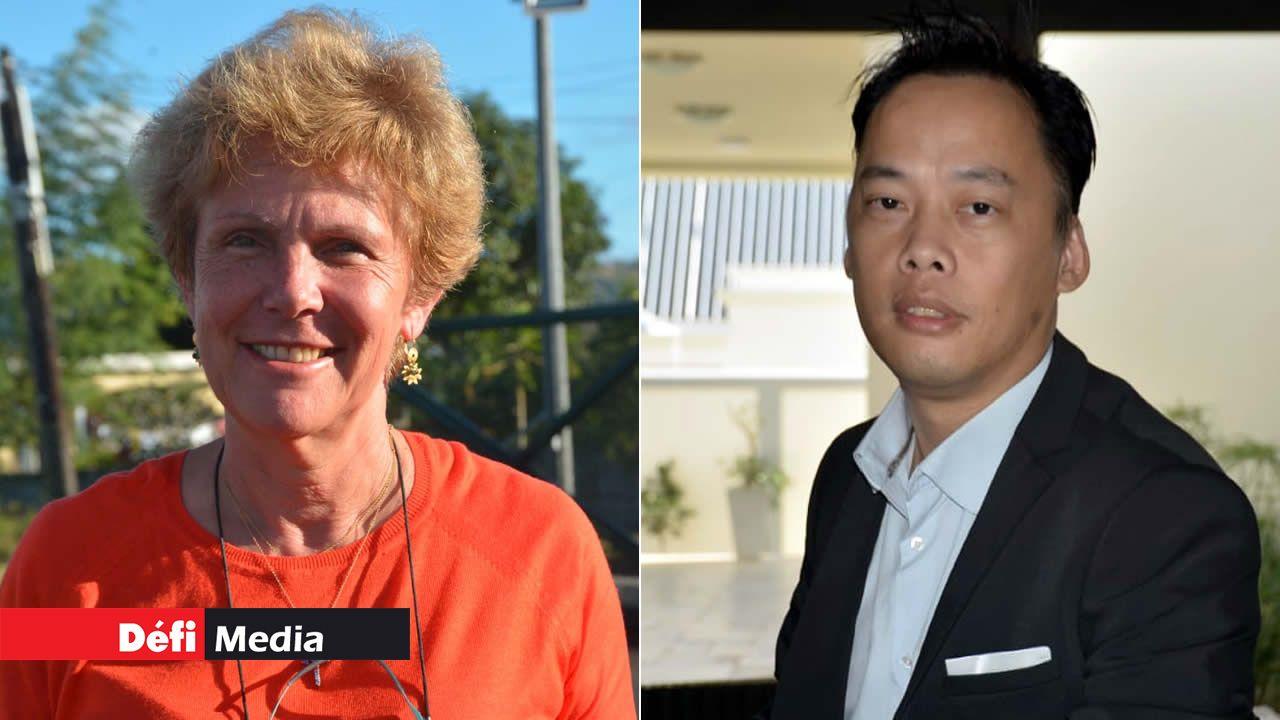 Catherine Gris et Jean Éric Wong Cheong feront partie des invités du forum.