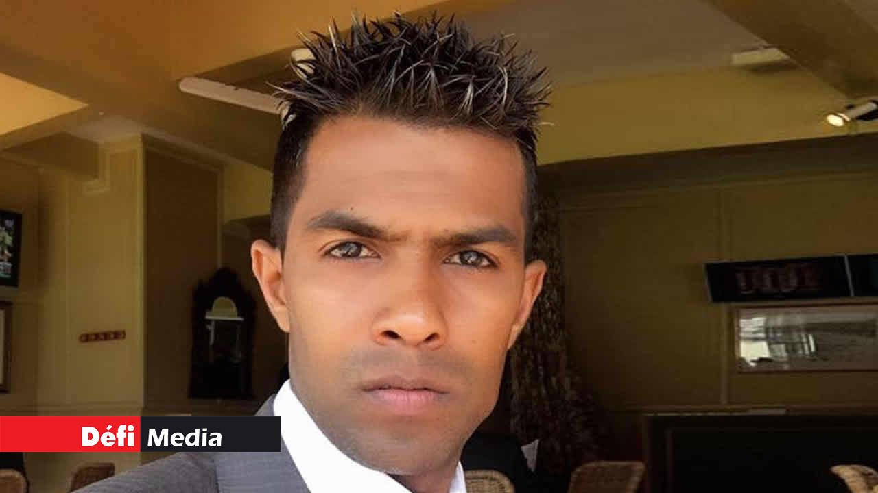 Navind Kistnah.