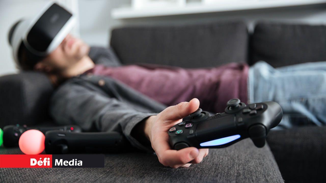 L'addiction aux jeux