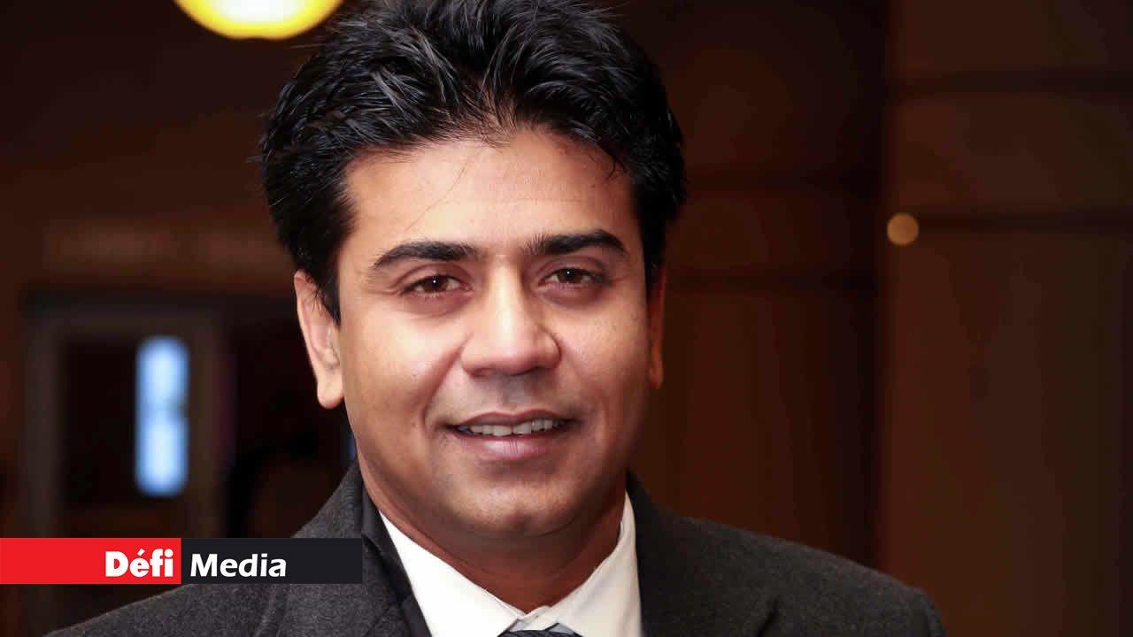Shah Peerally