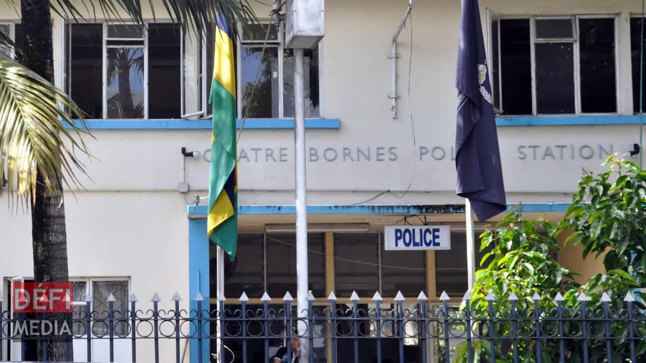 Station Quatre Bornes