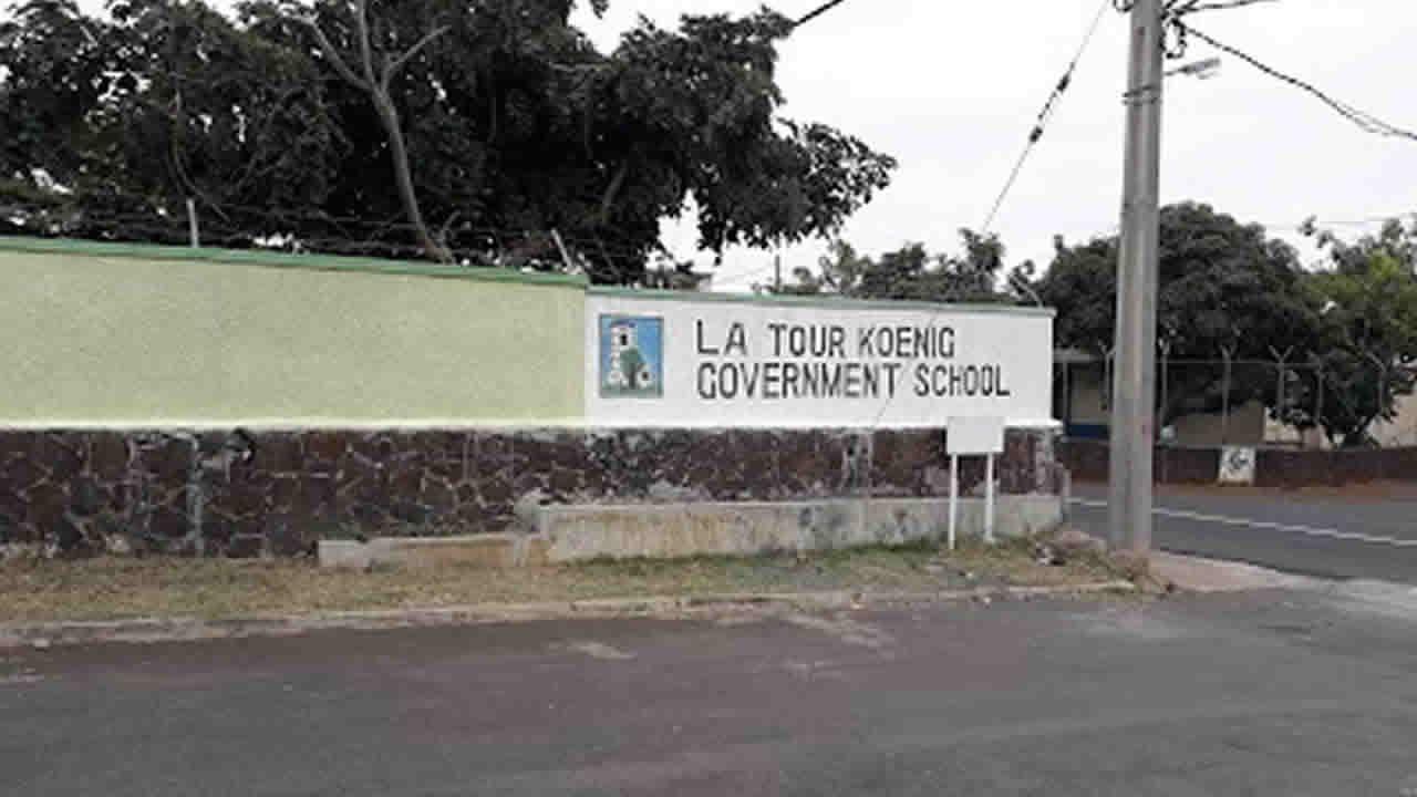Old La Tour Koenig Government School